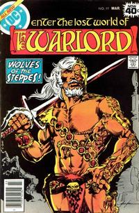 Cover Thumbnail for Warlord (DC, 1976 series) #19