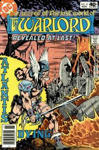 Cover Thumbnail for Warlord (DC, 1976 series) #27