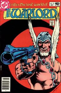 Cover Thumbnail for Warlord (DC, 1976 series) #33