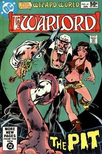 Cover Thumbnail for Warlord (DC, 1976 series) #41