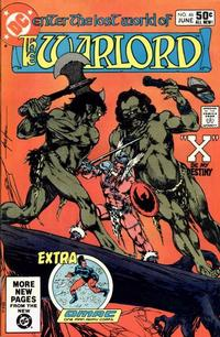Cover for Warlord (DC, 1976 series) #46
