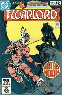 Cover for Warlord (DC, 1976 series) #47