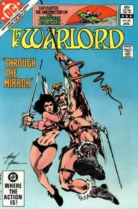 Cover Thumbnail for Warlord (DC, 1976 series) #65 [direct]