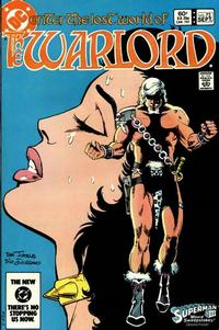 Cover for Warlord (DC, 1976 series) #73 [Direct-Sales]