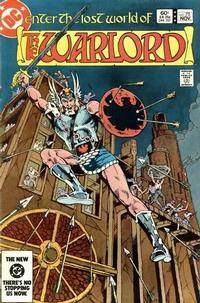 Cover Thumbnail for Warlord (DC, 1976 series) #75 [Direct-Sales]