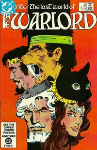 Cover Thumbnail for Warlord (DC, 1976 series) #76 [Direct-Sales]