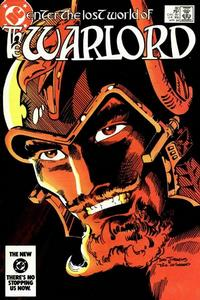 Cover for Warlord (DC, 1976 series) #80 [direct-sales]