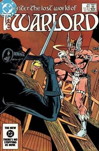 Cover Thumbnail for Warlord (DC, 1976 series) #88 [direct]