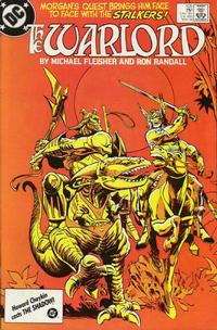 Cover Thumbnail for Warlord (DC, 1976 series) #105 [direct]