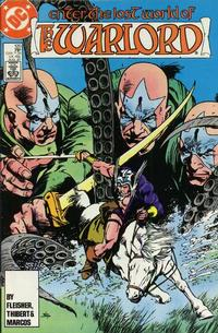 Cover for Warlord (DC, 1976 series) #120