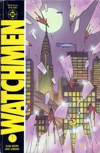 Cover Thumbnail for Watchmen (DC, 1987 series)  [First Printing]
