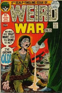 Cover Thumbnail for Weird War Tales (DC, 1971 series) #4