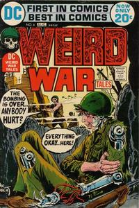 Cover Thumbnail for Weird War Tales (DC, 1971 series) #6