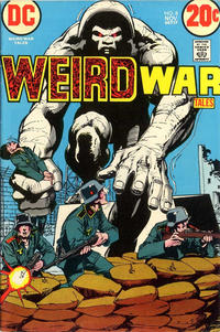Cover for Weird War Tales (DC, 1971 series) #8