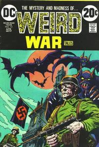 Cover Thumbnail for Weird War Tales (DC, 1971 series) #13