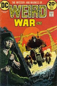 Cover Thumbnail for Weird War Tales (DC, 1971 series) #19