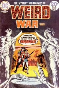 Cover Thumbnail for Weird War Tales (DC, 1971 series) #20