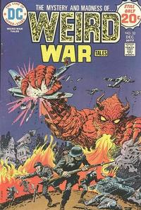 Cover Thumbnail for Weird War Tales (DC, 1971 series) #32