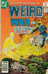Cover Thumbnail for Weird War Tales (DC, 1971 series) #53