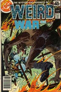 Cover Thumbnail for Weird War Tales (DC, 1971 series) #76
