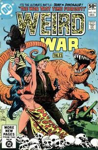 Cover for Weird War Tales (DC, 1971 series) #94