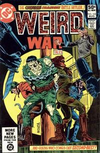Cover Thumbnail for Weird War Tales (DC, 1971 series) #102