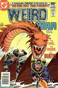 Cover Thumbnail for Weird War Tales (DC, 1971 series) #106