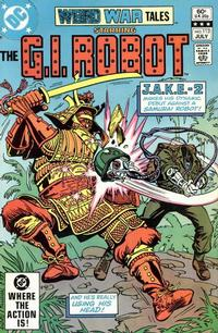Cover Thumbnail for Weird War Tales (DC, 1971 series) #113