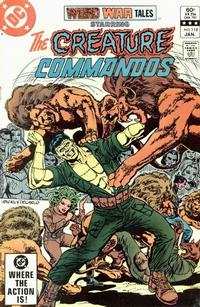 Cover Thumbnail for Weird War Tales (DC, 1971 series) #119
