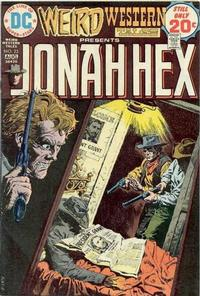 Cover Thumbnail for Weird Western Tales (DC, 1972 series) #23