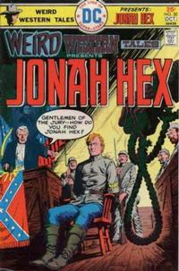 Cover Thumbnail for Weird Western Tales (DC, 1972 series) #30