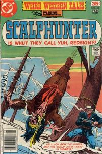 Cover Thumbnail for Weird Western Tales (DC, 1972 series) #44
