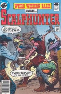 Cover Thumbnail for Weird Western Tales (DC, 1972 series) #59