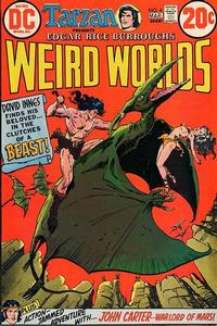 Cover Thumbnail for Weird Worlds (DC, 1972 series) #4