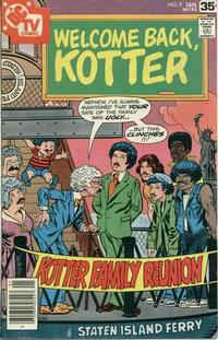 Cover Thumbnail for Welcome Back, Kotter (DC, 1976 series) #9