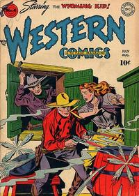 Cover Thumbnail for Western Comics (DC, 1948 series) #4