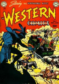 Cover Thumbnail for Western Comics (DC, 1948 series) #9