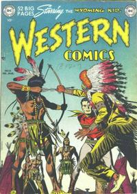 Cover Thumbnail for Western Comics (DC, 1948 series) #13