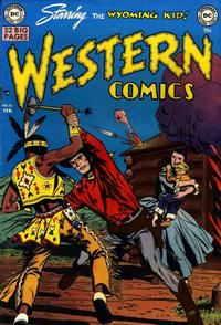 Cover Thumbnail for Western Comics (DC, 1948 series) #20