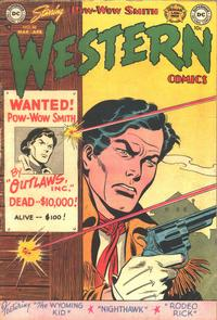 Cover Thumbnail for Western Comics (DC, 1948 series) #44