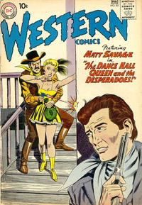 Cover Thumbnail for Western Comics (DC, 1948 series) #85