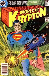 Cover Thumbnail for World of Krypton (DC, 1979 series) #3