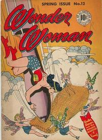 Cover Thumbnail for Wonder Woman (DC, 1942 series) #12