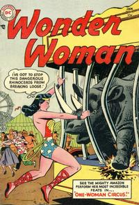 Cover Thumbnail for Wonder Woman (DC, 1942 series) #71