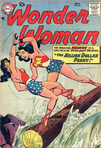 Cover Thumbnail for Wonder Woman (DC, 1942 series) #98