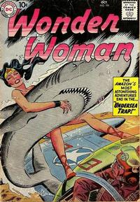 Cover Thumbnail for Wonder Woman (DC, 1942 series) #101