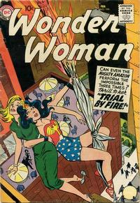 Cover Thumbnail for Wonder Woman (DC, 1942 series) #104