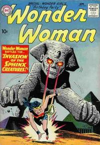 Cover Thumbnail for Wonder Woman (DC, 1942 series) #113