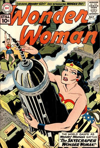 Cover Thumbnail for Wonder Woman (DC, 1942 series) #122