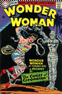 Cover Thumbnail for Wonder Woman (DC, 1942 series) #161